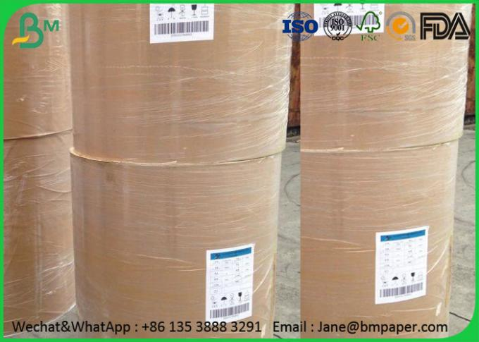 55 - 120gsm Woodfree Uncoated Paper , Double Sided Uncoated Offset Paper