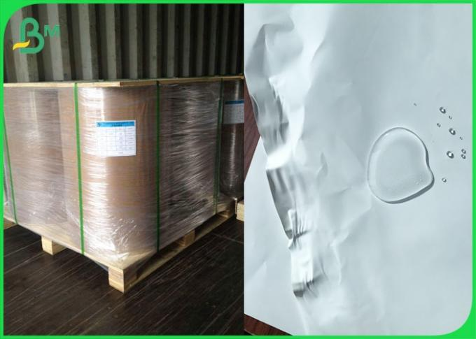 Durable under very low temperatures freezer food stone paper for freezer packaging