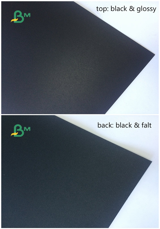 Black Paper Board, Black Paper, Coated Black Paper Board