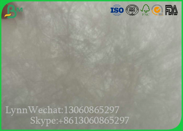 Fabric Material Of 0.14mm To 0.22mm Tyvek Paper For Making Clothes Label