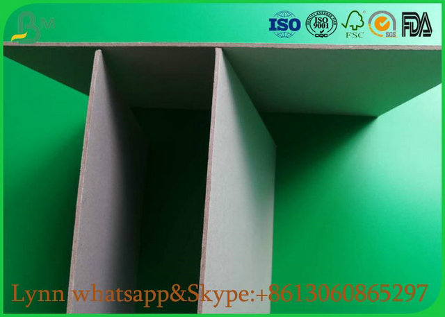 1.0mm And 2.5mm Grey Chip Board For Making All Kinds Of Bookcover