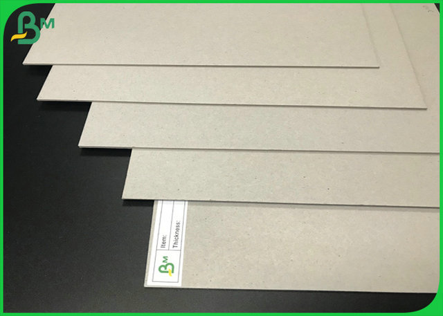 FSC Certificate Recycled Waste Paper Sheets Grey Carton/ honeycomb board 300g To 2600g
