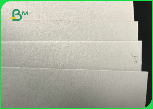 FSC Certified 2mm Folding Resistance Double Sides Grey Carton Board For Folder
