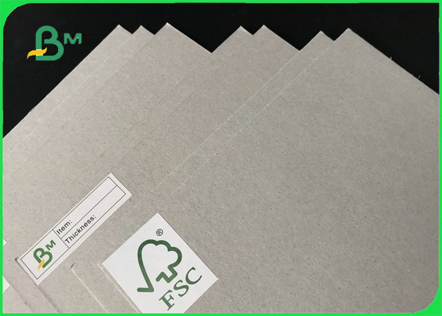 FSC Certified 2mm High Density Book Binding Board Carton Board Sheets 700*1000mm
