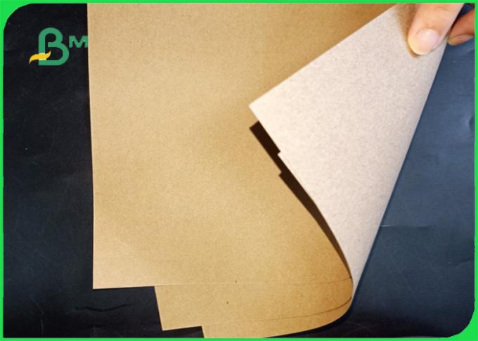 FSC Approved 200 / 160gsm Tear Resistant Kraft Paper For Packing