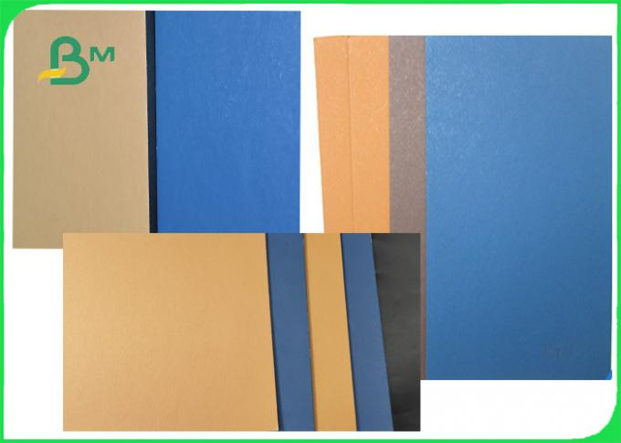 FSC & SGS Approved Colorful Chipboard Grade AAA / AA With 1MM 1.28MM 2MM 3.2MM