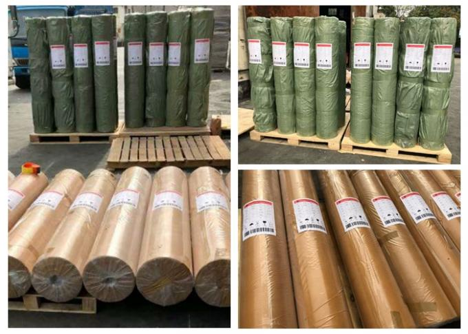 Thickness 0.55 0.81 0.71 0.3MM Washable Colorful Kraft Paper Good Tear Resistance