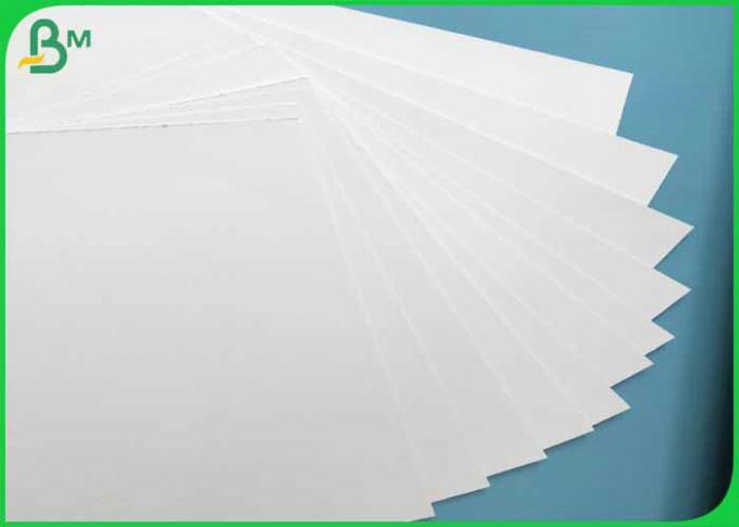 High Absorption 0.4mm 0.5mm 0.6mm Super White Absorbent Paper For Coaster Board