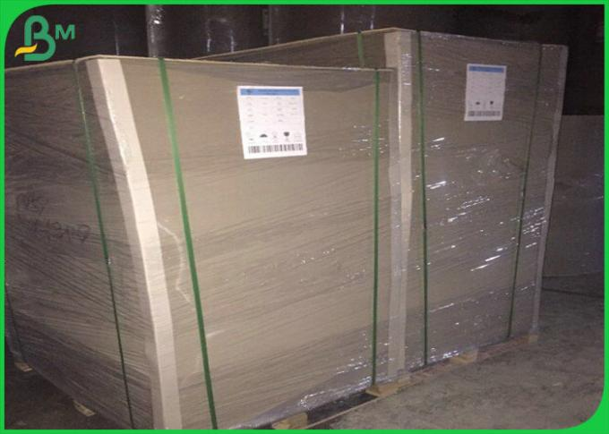 1.5mm 2.0mm 2.2mm 70*100cm High Stiffness Grey Chipboard For Packages Boxes