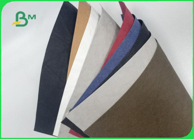Size 150cm*1yard Strong toughness 0.55mm colorful washable kraft paper in roll