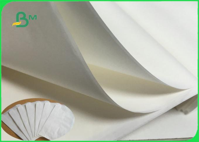 FDA Certified Food Grade Uncoated White Kraft Paper Sheets For Food Packaging