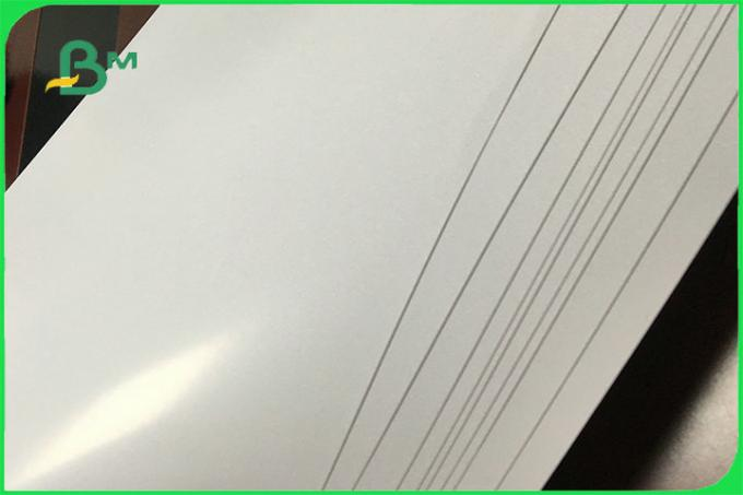 Pure Wood Pulp Glossy Couche Paper Coated 135gsm To 300gsm For Magazines