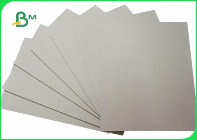 31 x 43inch Plain Grey Board 1.0 To 3.0MM Two Sides Grey For Bag's Lining