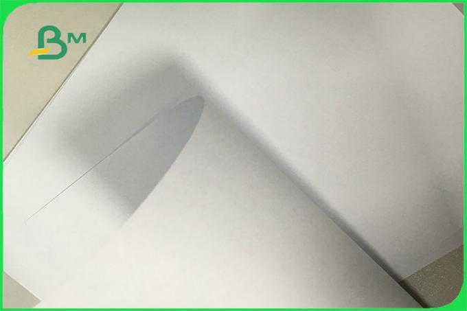 Customized White Offset Bond Paper Double Sided Matte Can Write 787 * 1092 mm