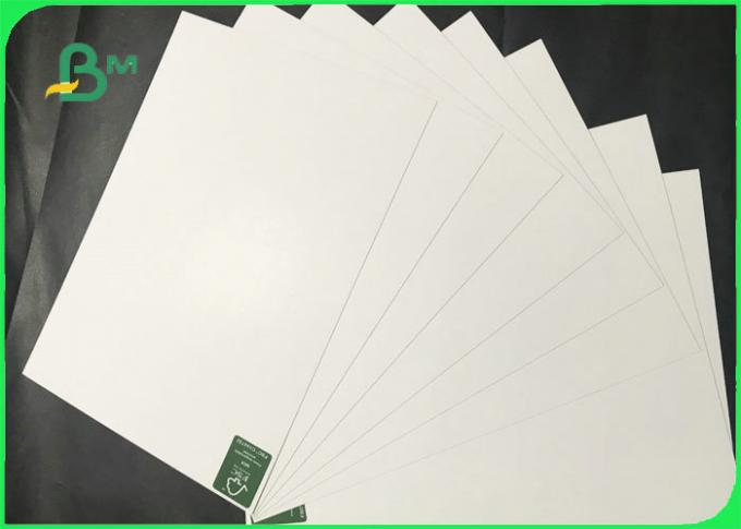 Factory 250gsm 300gsm 350gsm C1S SBS Board For Packing Beauty Products