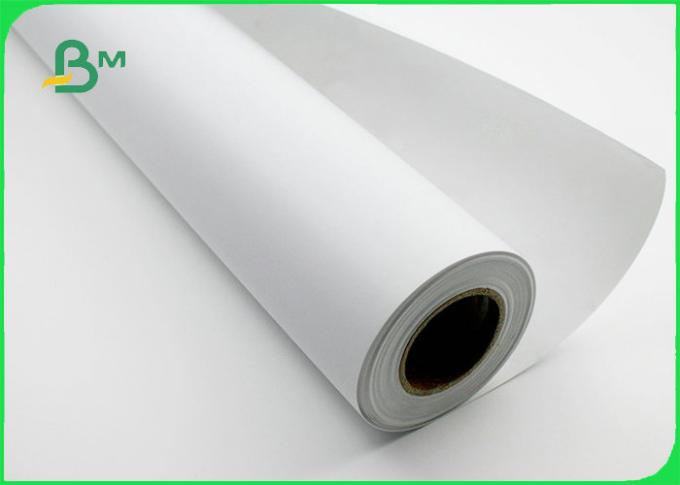200g 260g RC Waterproof Luster / Satin Photo Paper For EPSON 24'' 36'' x 30M