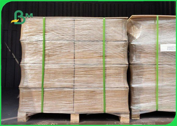 Black Food Grade 60gsm 120gsm Raw Material Paper Used For Paper Straws