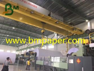 GUANGZHOU BMPAPER CO.,LTD factory production line