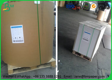 Book Printing White Bond Paper Woodfree Uncoated With High Smoothness