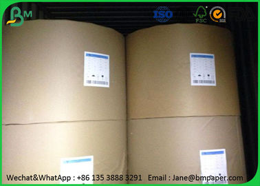 China Thick Printing Paper For Book Printing , Woodfree Uncoated High Quality Bond Paper supplier