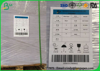 787 * 1092 mm Thick Printing Paper , 120gsm Bond Paper For School Notebook