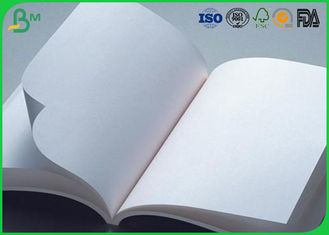 White Uncoated Offset Printing Paper  60g 70g 80g For A4 A3 A5 Size