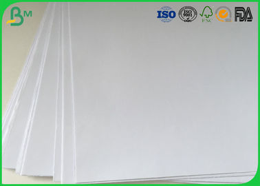 High Smoothness Uncoated Bond Paper 53 gsm 60gsm 70gsm 80gsm For Exercise Book