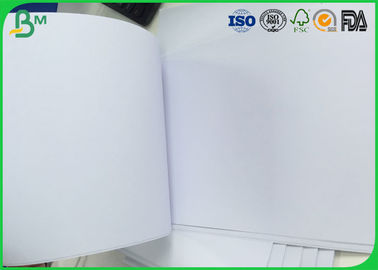 594 * 841mm Uncoated Woodfree Paper 70gsm 80gsm 90gsm For Offset Printing Paper