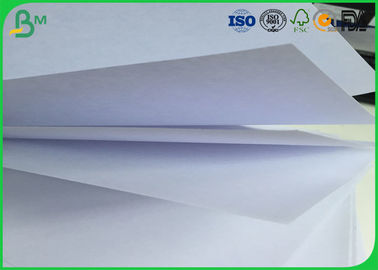 China 100% Wood Pulp Uncoated Freesheet Paper , 53g - 80g Woodfree Offset Paper supplier