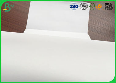 Water Resistant White Uncoated Paper , 120gsm 889mm Super White Craft Paper
