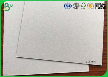 High Density Corrugated Medium Paper 1.5mm - 2.5mm Large Bulky Grey Back Board