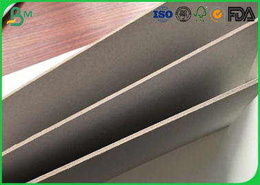 China 1.0mm 1.4mm Laminated Grey Board Paper Carton Cris For Notebook / File Folders supplier