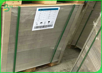 China Water resistance Grey Board Paper Carton Gris 1.4mm 1.5mm 1.9mm supplier