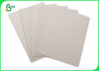 China Laminated Grey Cardboard 3mm Sheets supplier