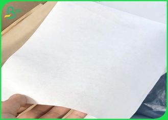 China 35gram - 120gram Food Grade Paper Roll MG White Kraft Paper In Large Roll Package supplier