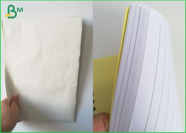 75gsm Glossy Coated Paper 31 X 35 Inch Bond Paper Smooth Surface For Book Printing