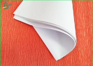 China A4 Size White Plain Bond Paper With Virgin Wood Pulp Smooth Surface supplier