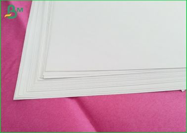 100% Virgin Wood Uncoated Printing Paper Excellent Printability For Covers