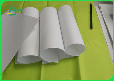 White Uncoated Bond Paper 70GSM 80GSM Non Dusting For Office Writing