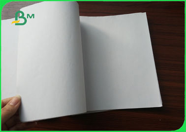 Eco Friendily White Bond Paper / 80gsm Uncoated Paper for Printing & Packaging