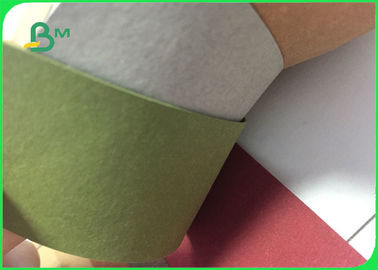 China Shiny Gold / Silver Color Kraft Paper Roll For Shipping Bag / Textbook supplier