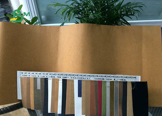 China Dry Cleanable Colorful Washable Kraft Paper 150cm x 110 yard for Backpack supplier