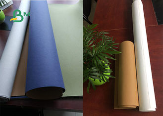 Biodegradable Dryclean Kraft Liner Paper / White Top Linerboard