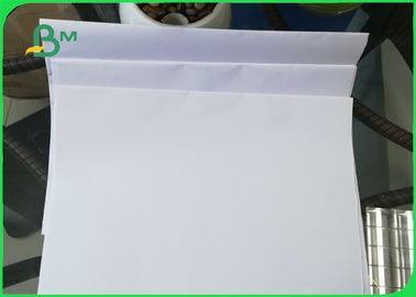 Uncoated White bond Paper , 70 80gsm Offest Printing Paper For Books
