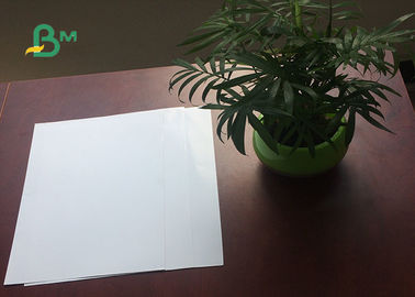 Wood Pulp Chrome Coated Glossy Cardpaper Couche Paper FDA SGS ETC