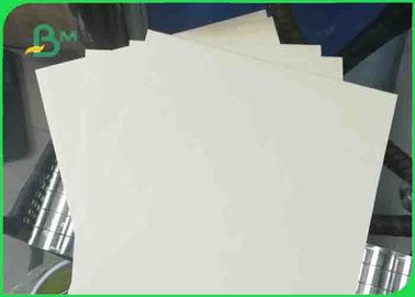 China 60 70 80g Cream / Yellow Woodfree Offset Paper For Book Printing supplier