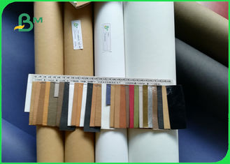 Natually Degradable Washable Kraft Paper 100% Enviroment-Friendly 0.3mm Thickness