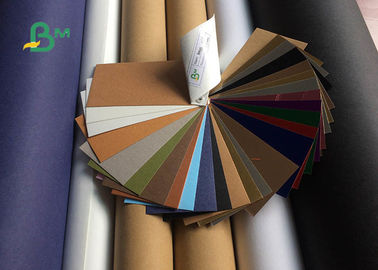 Colorful Washable Paper Roll 150cm X 110 Yard Surface Smoothness Customized