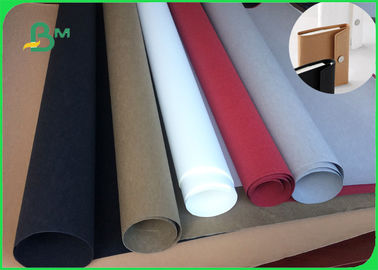 White Washable Kraft Paper Tear Proof Environment Friendly For DIY Decorations