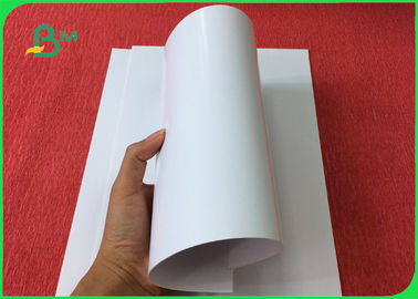 115g 157g 200g Couche Glossy Art Paper For Printing / Packing